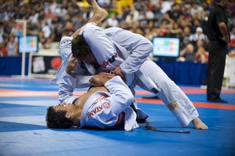 Jiu Jitsu Fighters