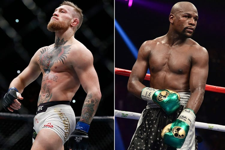 MMA vs Boxing Fighter