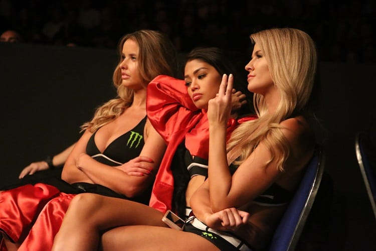 UFC Ring Girls