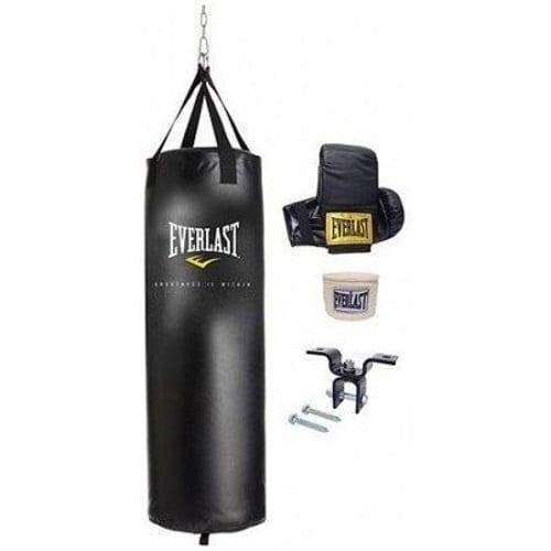 Everlast 70lb Heavy Bag Kit