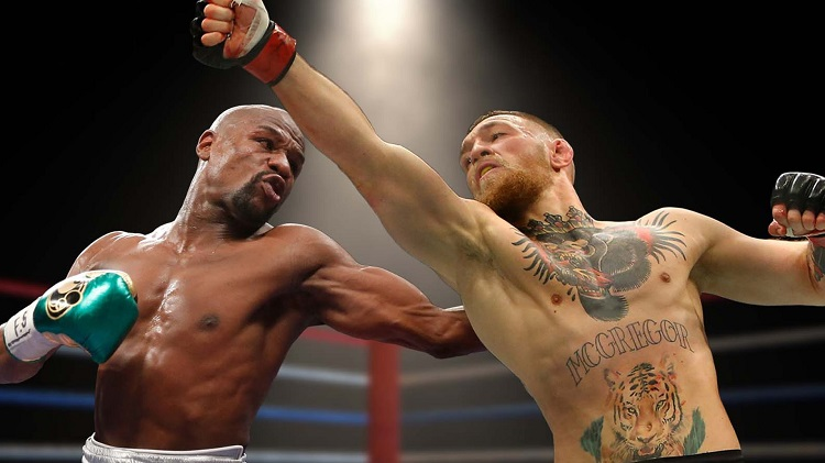 MMA Vs. Boxing: Some Important Differences
