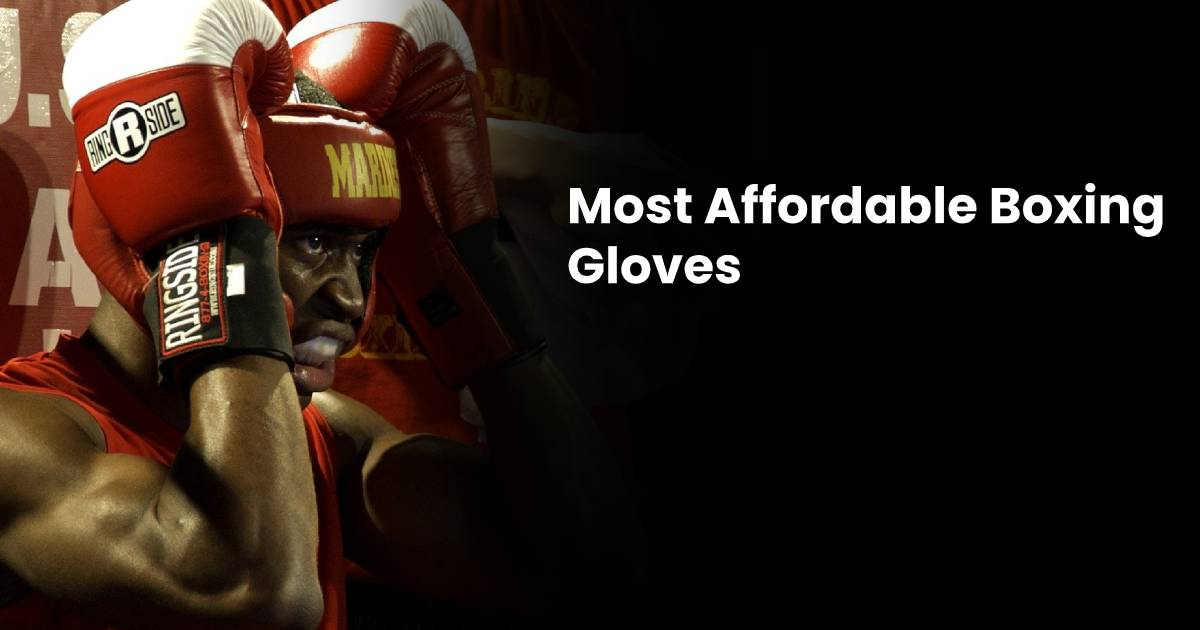 Best Cheap Boxing Gloves on a Budget (2021)