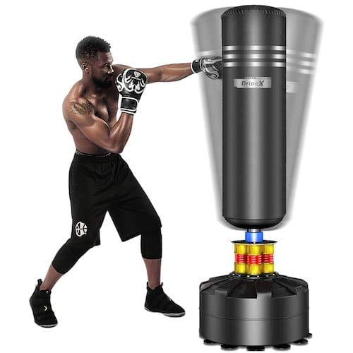Dripex Free Standing Punching Bag
