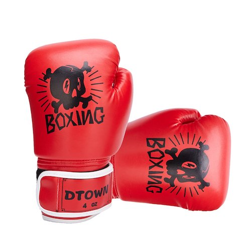 Dtown Kids Boxing Gloves