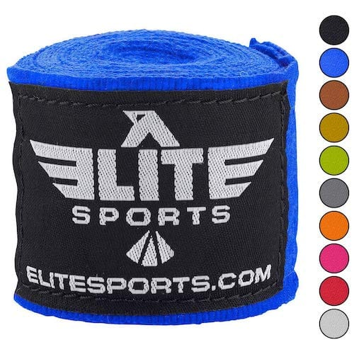 Elite Sports Boxing Hand Wraps