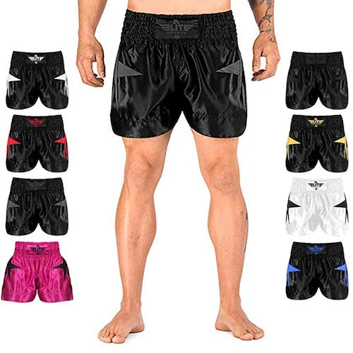 Best Muay Thai Shorts For Comfort & Reach 8