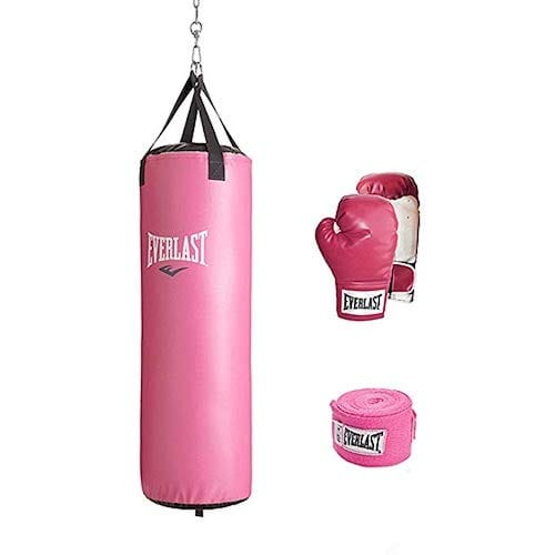 Everlast Women's Heavy Bag Kit