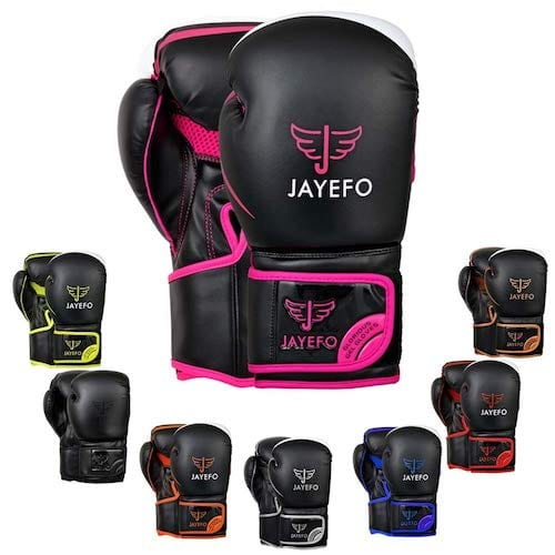 Jayefo Boxing Gloves