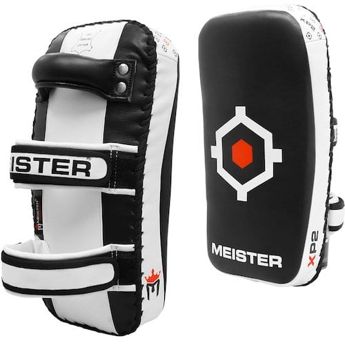 MeisterMMA Curved Thai Pads
