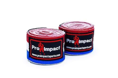 Pro Impact Boxing Hand Wraps
