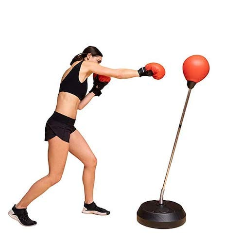 Protocol Reflex Punching Bag