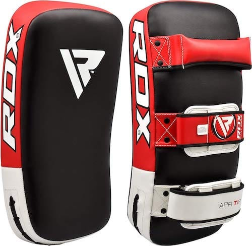 RDX Curved Muay Thai Pads