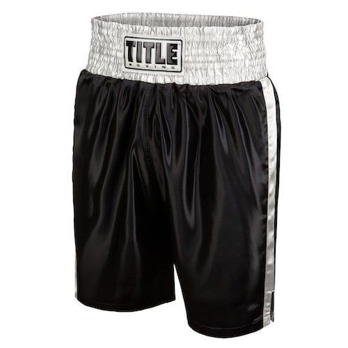 Title Boxing Shorts