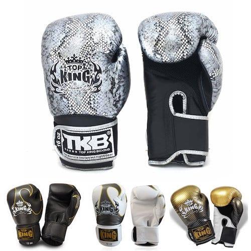 Top King Muay Thai Gloves