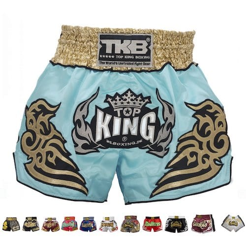 Best Muay Thai Shorts For Comfort & Reach 1