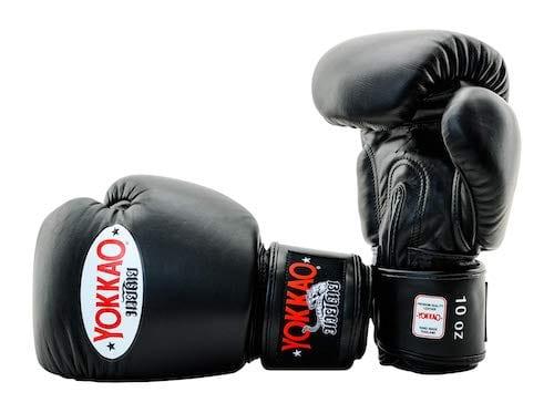 Yokkao Matrix Breathable Muay Thai Gloves