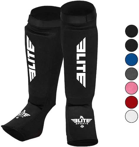 Best Muay Thai Shin Guards For Sparring 6
