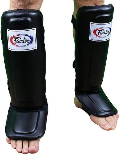 Best Muay Thai Shin Guards For Sparring 10