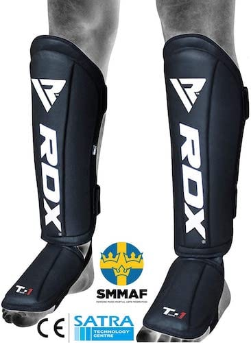 Best Muay Thai Shin Guards For Sparring 1