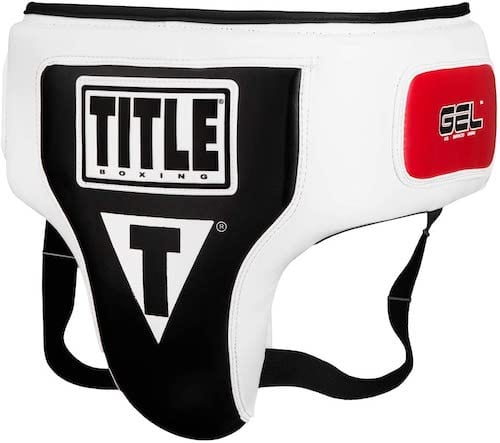 Title Boxing Gel Groin Protector