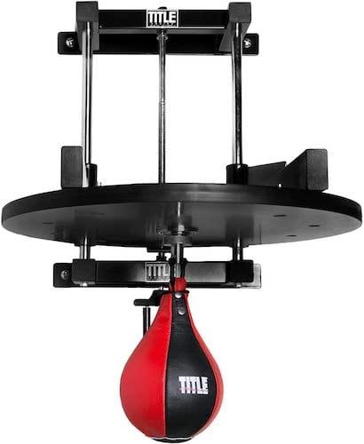 Title Boxing Adjustable Speed Bag Platform