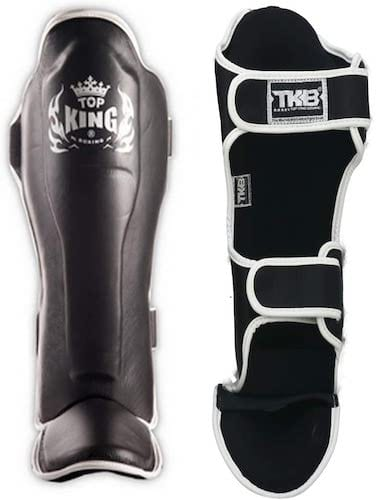 Best Muay Thai Shin Guards For Sparring 7