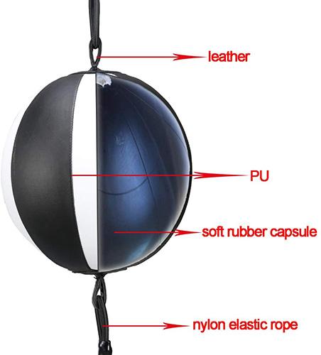 Mumian PU Leather Boxing Ball