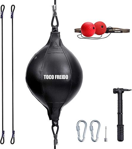 TOCO FREIDO Double End Punching Ball