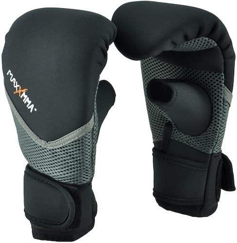 MaxxMMA Washable Gloves