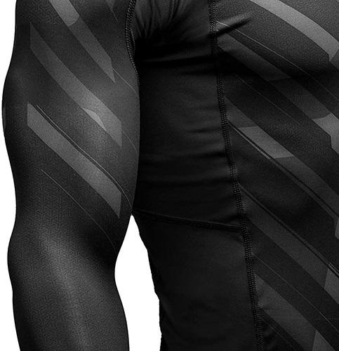 Hayabusa Metaru Long Sleeve Rash Guard