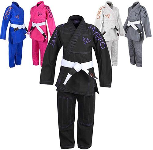Jayefo Kids BJJ JIU Jitsu GI