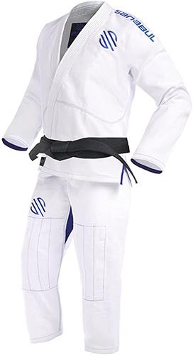 Sanabul Essentials V.2 Ultra Light BJJ Jiu Jitsu Gi