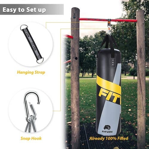 Best Outdoor Punching Bag For All Year Round 2