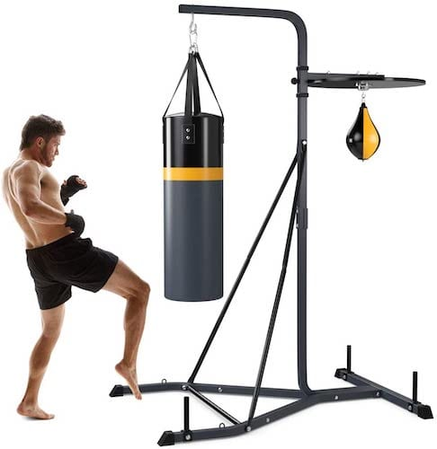 GYMAX Heavy Bag Stand Kit