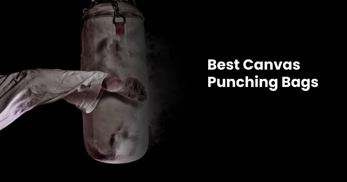Best Canvas Punching Bags