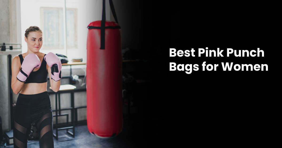 Best Pink Punching Bags