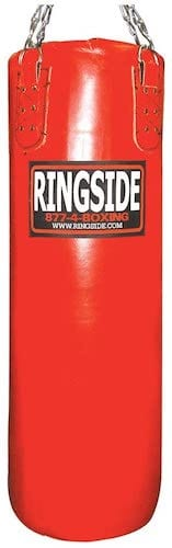 Ringside 65lb Leather Bag (unfilled)