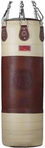 Ringside Heritage Leather Punching Bag