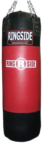 Ringside Soft-Filled Leather Heavy Bag