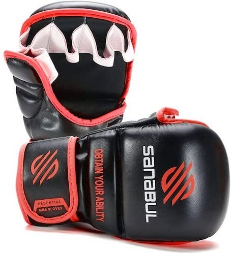 Sanabul 7 oz MMA Gloves