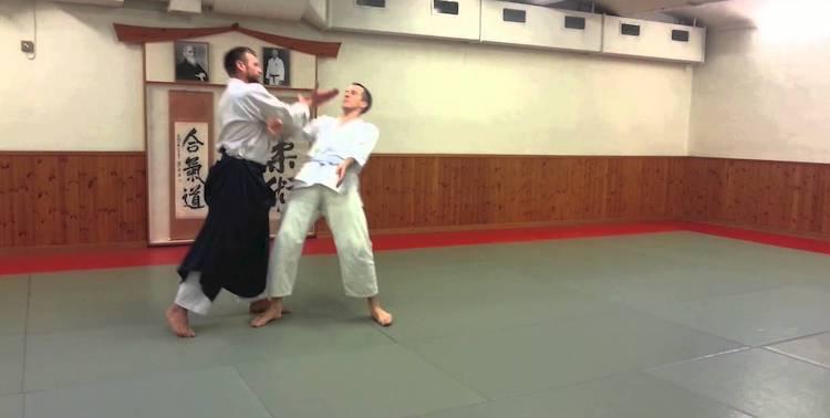 Baguazhang Training