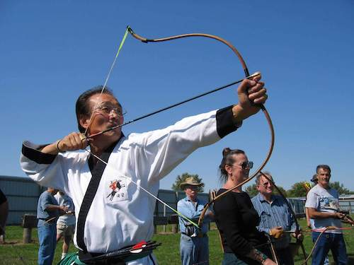 Gungo Korean Archery Martial Art